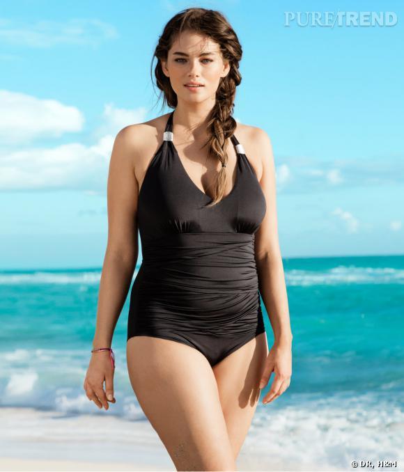 Jennie Runk, le mannequin taille 42/44 d'H&M.