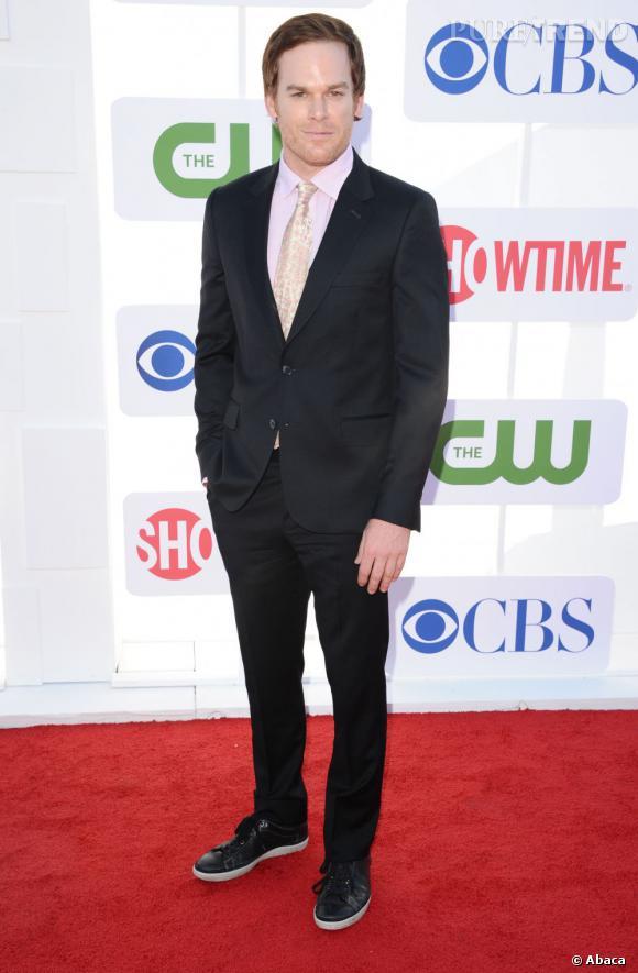 """Michael C. Hall va se lancer dans la production après le final de la série """"Dexter""""."""