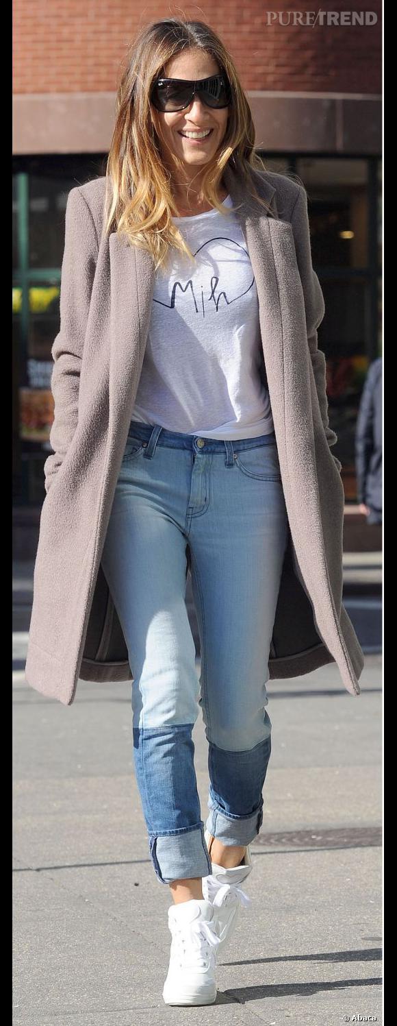 Les stars sont fans de MIH Jeans comme Sarah Jessica Parker