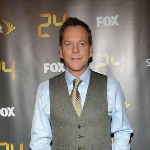 """Kiefer Sutherland vient tout juste de voir sa nouvelle série """"Touch"""" annulée : cela lui fait du temps libre pour reprendre le rôle de Jack Bauer."""