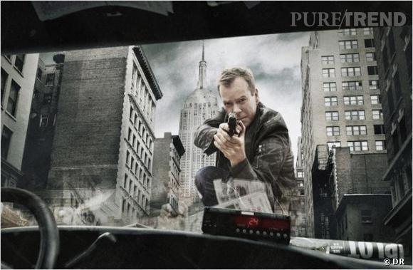 """Kiefer Sutherland pourrait bien reprendre son rôle de Jack Bauer dans """"24 Heures Chrono"""" !"""
