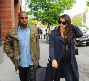 Kim Kardashian enceinte : Kanye West lui fait vivre un enfer