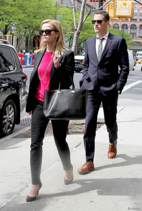 Reese Witherspoon est enfin redevenue blonde !