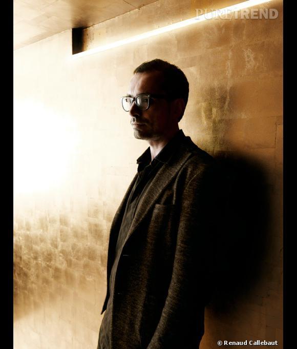 Portrait d'Arnaud Frisch par Renaud Callebaut