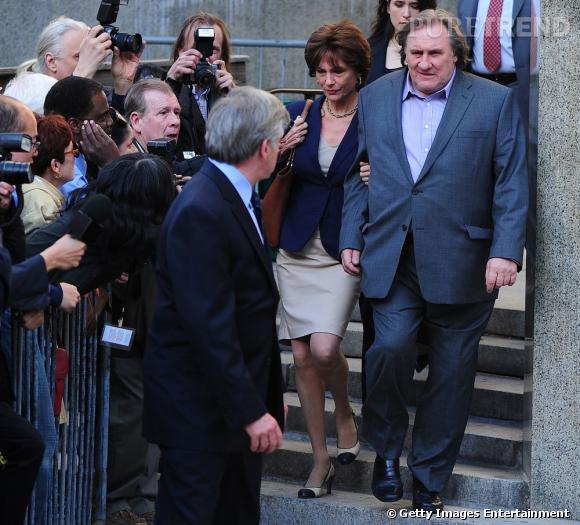 """Gérard Depardieu et Jacqueline Bisset seront-ils bien accueillis avec leur film """"Welcome to NY"""" d'Abel Ferrara ?"""