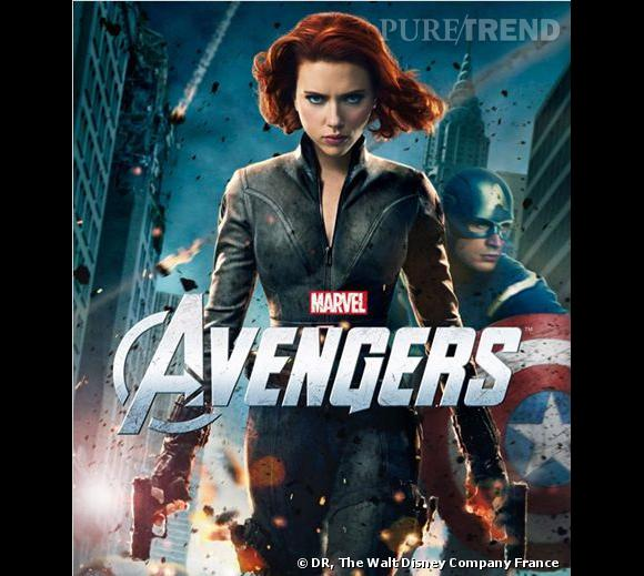 Scarlette Johansson enfilera-t-elle sa combinaison en latex et sans culotte pour The Avengers 2 ?
