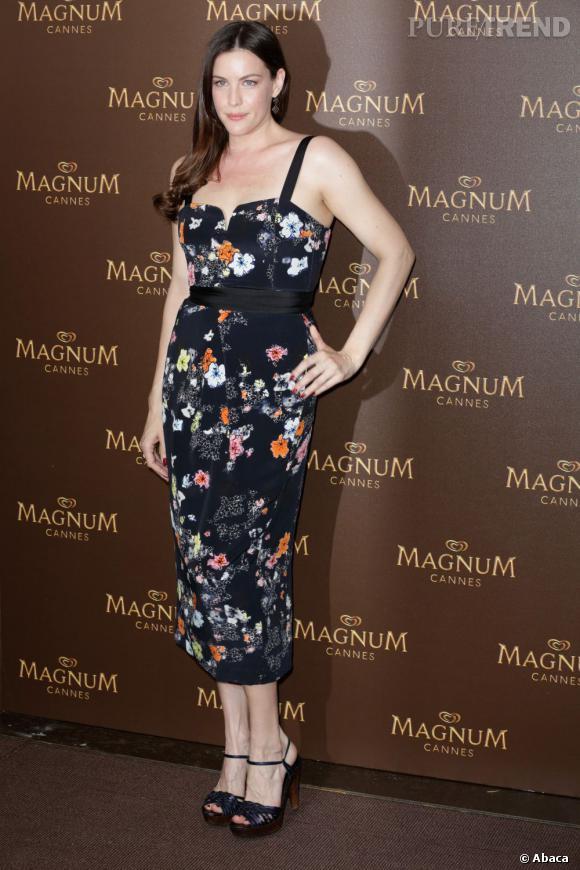 Liv Tyler, égérie Magnum.