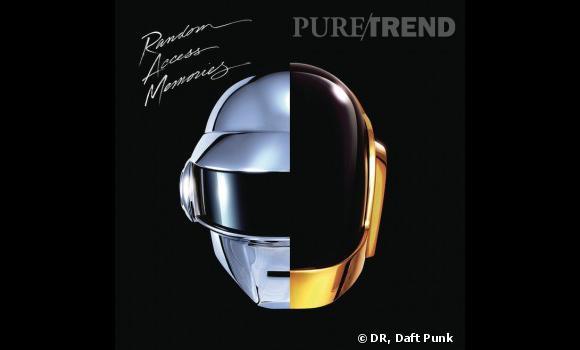 """Le nouvel album des Daft Punk """"Random Access Memories"""" débarque dans les bacs, aujourd'hui, 20 mai 2013."""