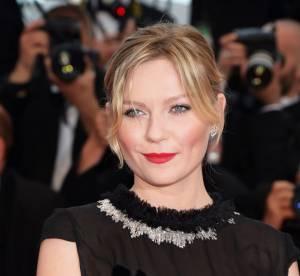 Cannes 2013 : Kirsten Dunst, le blush audacieux