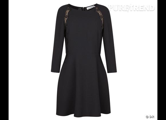 E-shopping essentiel : 20 petites robes noires Robe Relator, Sandro, 225 € A shopper sur Sandro-paris.com