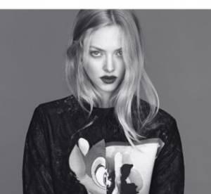 Amanda Seyfried  et Carine Roitfeld posent pour l'hiver de Givenchy