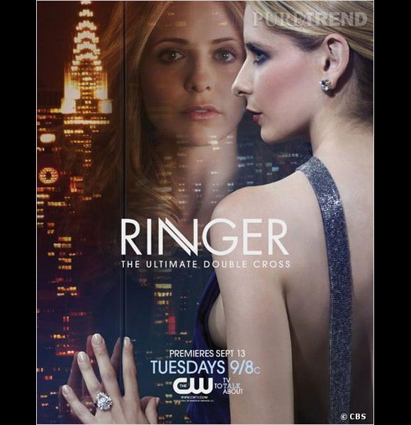 """C'est le grand retour de Sarah Michelle Gellar grâce à """"Ringer"""", un série de 2011 enfin diffusée sur M6."""