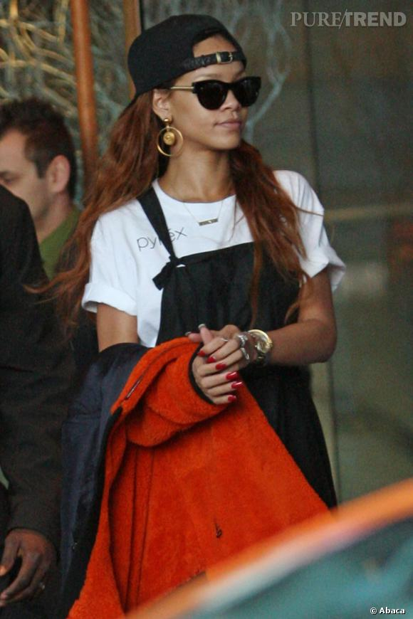 Rihanna est fan des lunettes de soleil Thierry Lasry et succombe au modèle Punchy