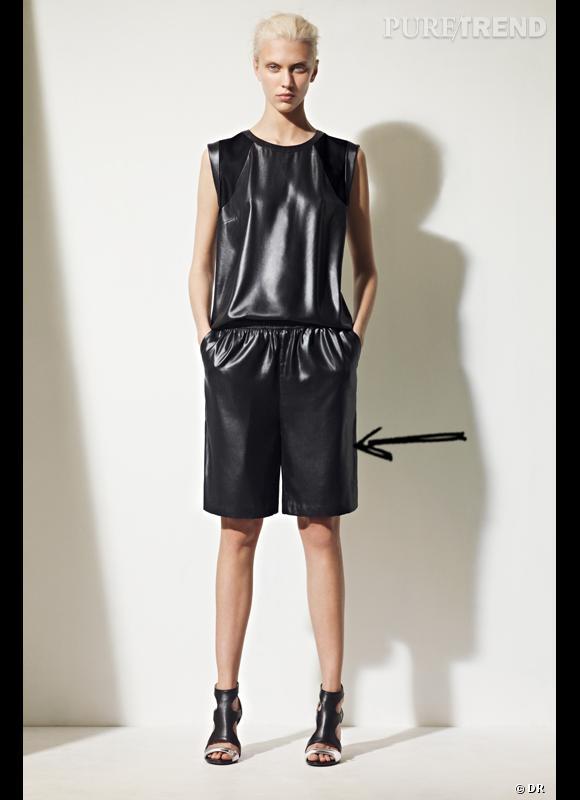 Comment porter le short ce Printemps-Eté 2013   Comme chez Sandro le short  ose 8755e15987f