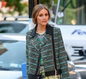 Olivia Palermo, citadine chic et tendance a New York... A shopper !