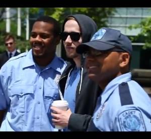 Ryan Gosling : son sosie Lyin' Gosling trompe les fans a Detroit ! (Video)
