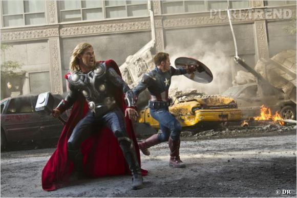 Aaron Johnson intègrera-t-il l'équipe des Avengers ?