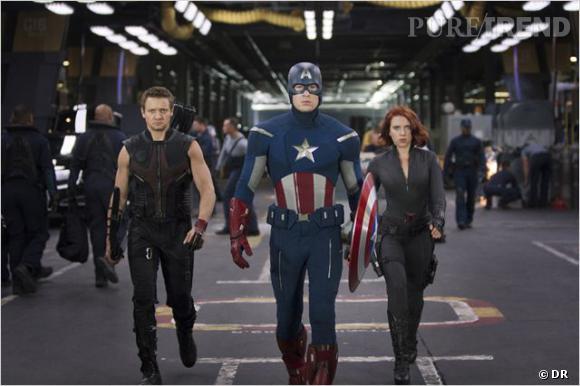 """""""The Avengers 2"""" est attendu pour 2015..."""