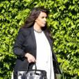 Kim Kardashian enceinte : une des dernières apparitions de la future maman, très en forme(s).