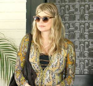 Fergie enceinte : sa metamorphose hippie, un vrai flop mode !