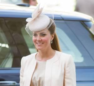 Kate Middleton : une lingerie de maternite elegante et sexy pour la Duchesse