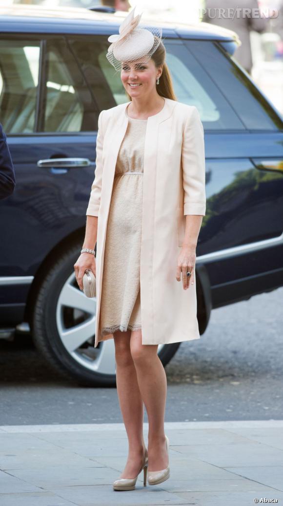 Kate Middleton a très bon goût quand il s'agit de trouver des robes de grossesse... Mais qu'en est-il pour la lingerie ?
