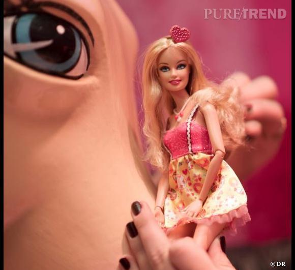 ... Les Barbie.