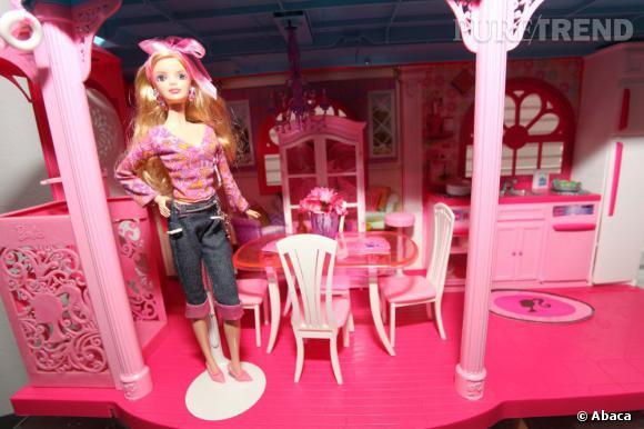 Jason wu possédait une collection de 150 Barbie.