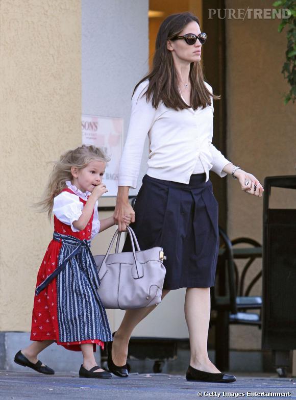 Jennifer Garner fan de son D. Bag.