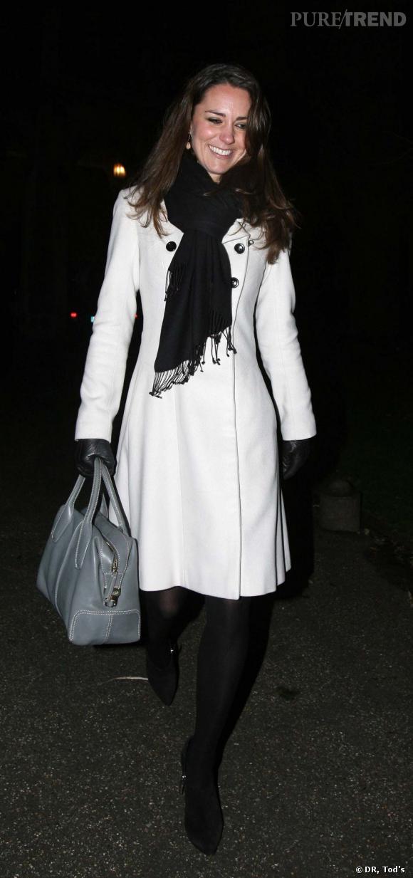 Kate Middleton rendrait-elle hommage à la princesse Diana ?
