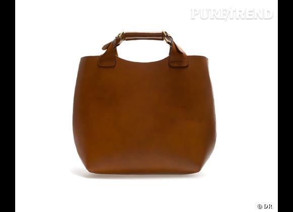 Les soldes sur nos e-shops préférés !       Zara.com      Cabas Zara 79,99 € au lieu de 119 €