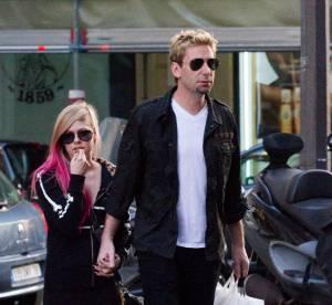 Avril Lavigne : un mariage secret mais extravagant a Cannes