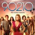 """Le DVD de la saison 4 de """"90210"""" sort le 10 juillet !"""