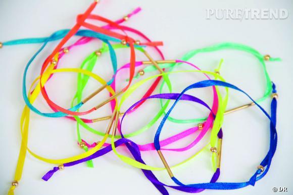 Les bracelets Feel Good by Birchbox pour l'association Joséphine. Pour faire rimer beauté avec générosité.