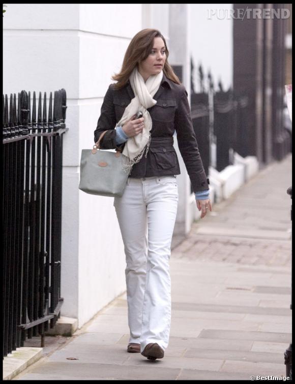 Kate Middleton en pantalon. Non vraiment, on ne s'en remet pas !
