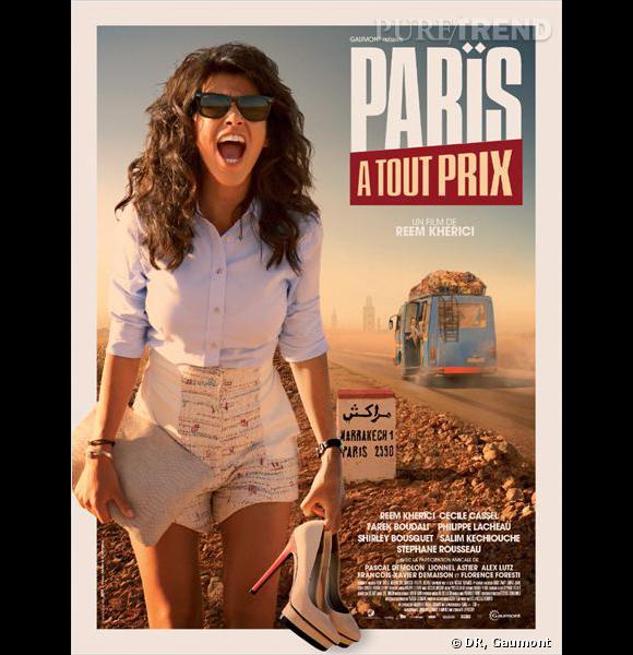 """""""Paris à tout prix"""", au cinéma le 17 juillet."""