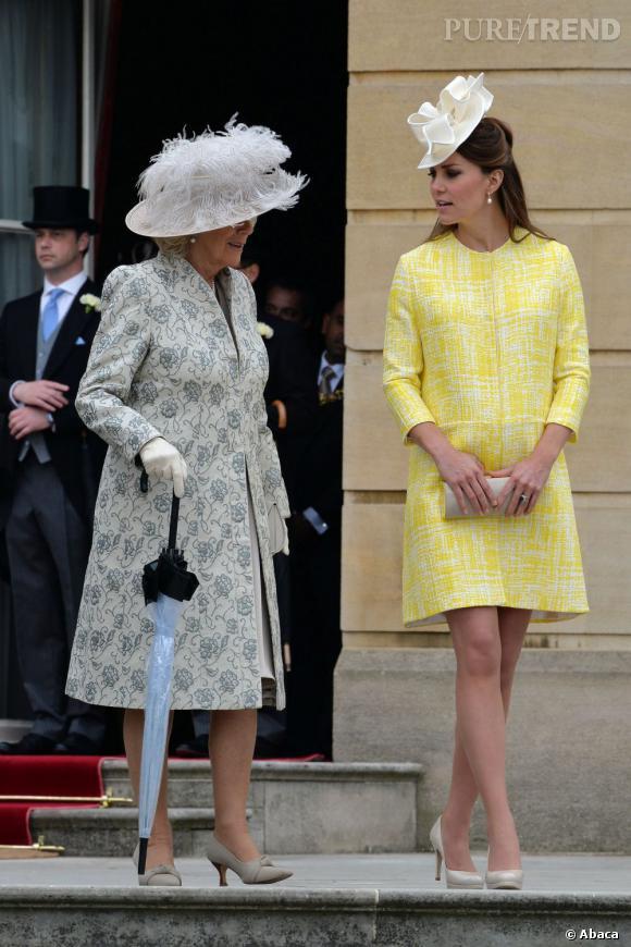 Kate Middleton, pas de bébé avant le 23 juillet ?