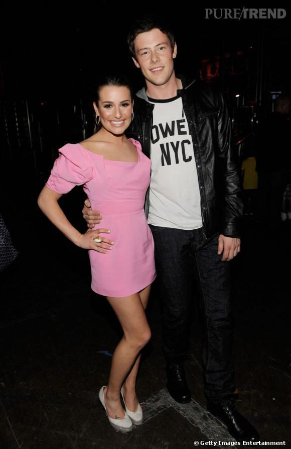 Lea Michele a appris le décés de Cory Monteith par un coup de téléphone à 22h.