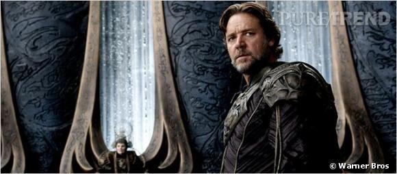 On ne sait pas si Russell Crowe alias Jor-El le père de Superman sera de la partie.