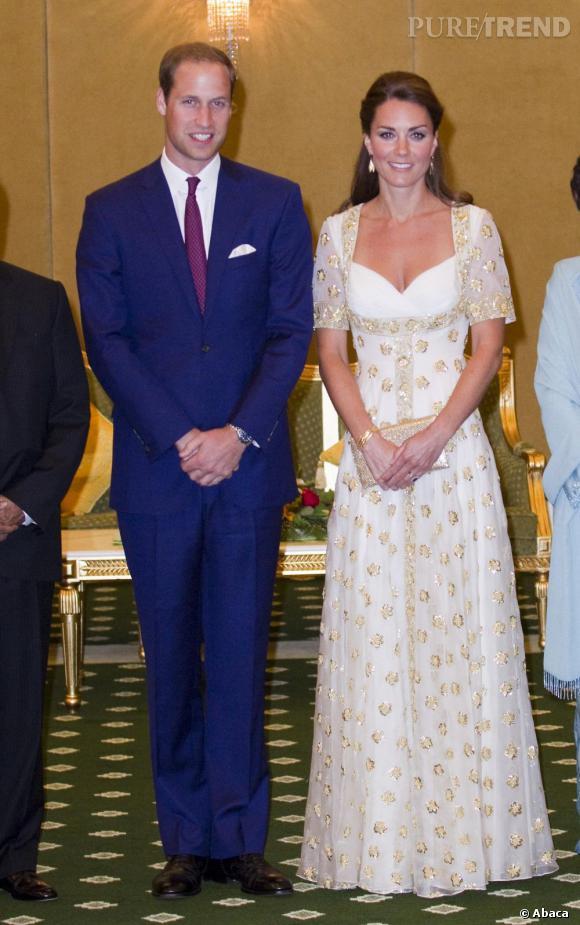 Kate Middleton et Prince William ont eu un garçon. Les stars réagissent sur Twitter.