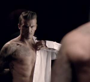 David Beckham : 2 teasers chic et sexy pour son nouveau parfum