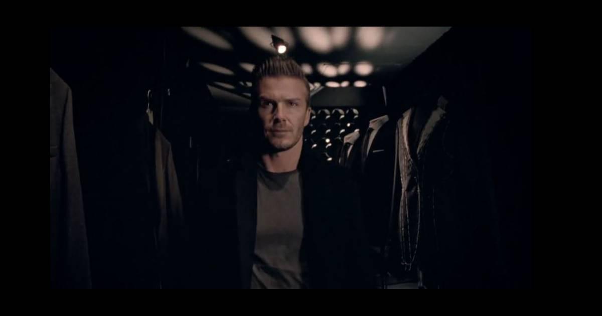 David Beckham Apparait Le Regard Sombre Dns Les Teasers De Son