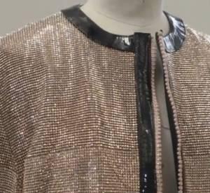 Swarovski l'allié de Jean Paul Gaultier pour le défilé Haute Couture Automne-Hiver 2013/2014.