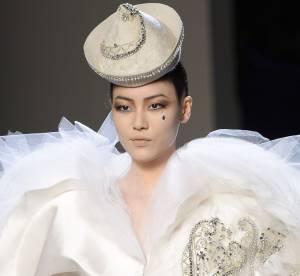 Swarovski et Jean Paul Gaultier, le cristal couture