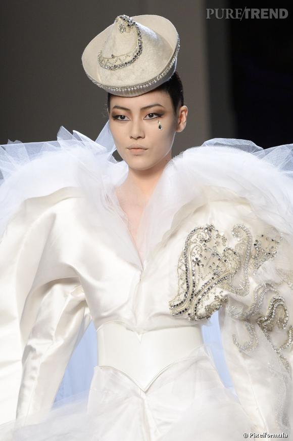 Défilé Jean Paul Gaultier Haute Couture Automne-Hiver 2013/2014.