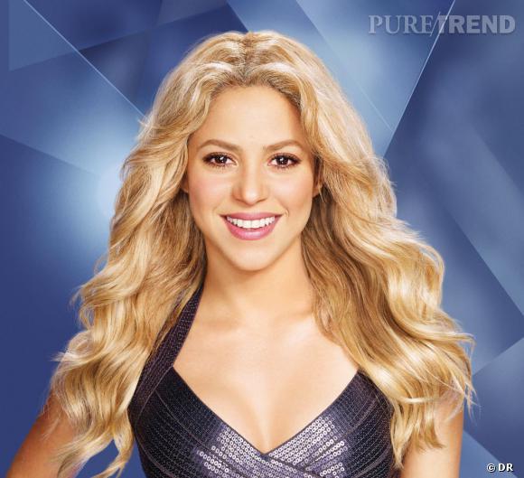 Shakira a été choisie par le géant américain Procter & Gamble pour devenir l'ambassadrice d'Oral-B.