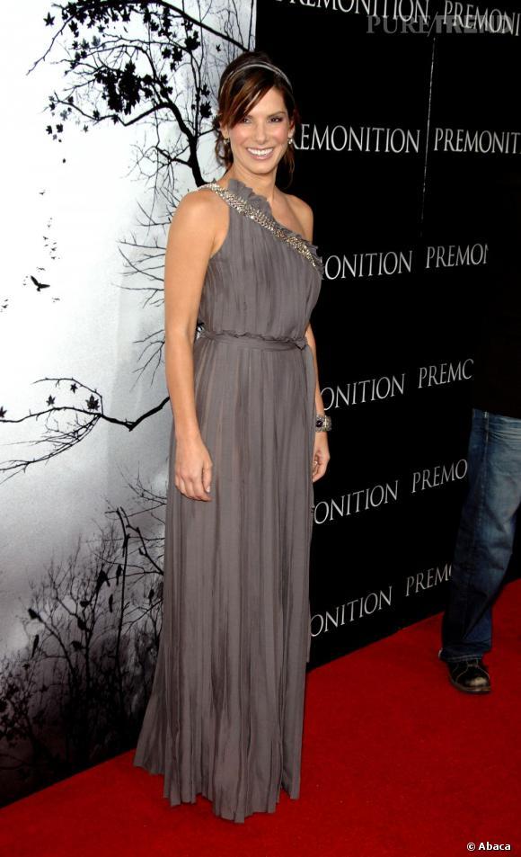 Sandra Bullock, une actrice sur tous les fronts.