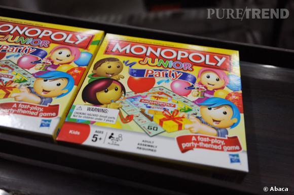 Le Monopoly a été créé en 1935.