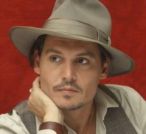 Johnny Depp... la retraite pour bientot ?