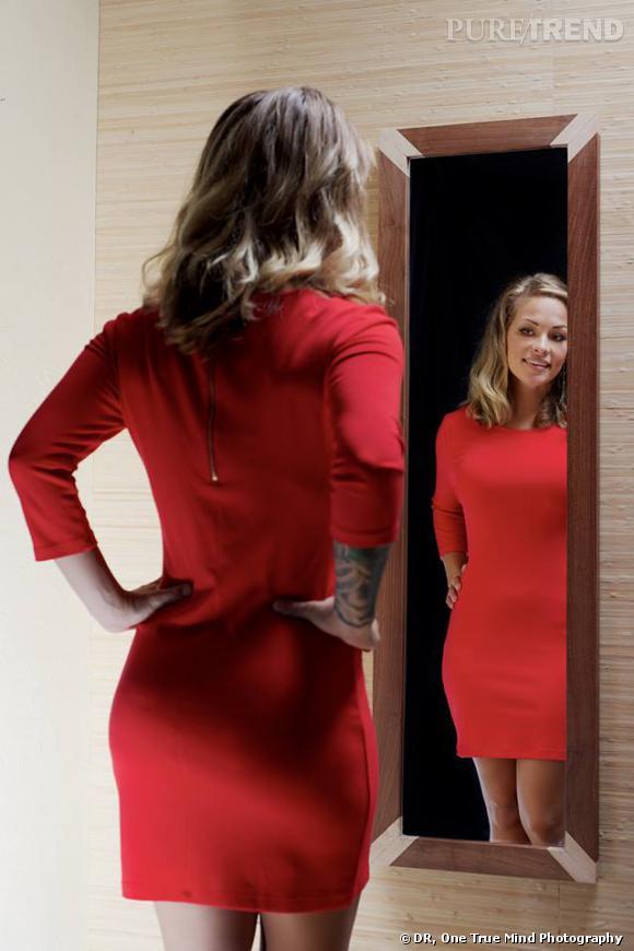 Un miroir amincissant qui fait perdre 6 kilos le rem de for Reflet dans le miroir
